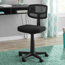 Mainstays Mesh Task Chair With Plush Padded Seat Multiple Colors
