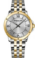 RAYMOND WEIL Tango Silver Dial Two Tone Stainless Steel Men 5591-STP-00657