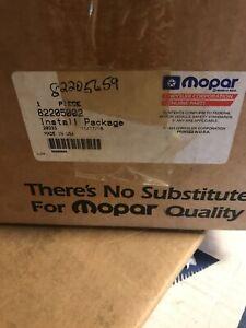 mopar Fog lamp install kit for pre-1998 Ram, Durango,Dakota