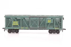 HO Scale Varney? 36ft Soo Line Old-Time Stock / Cattle Car