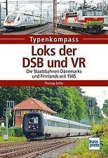 Loks der DSB und VR von Thomas Estler (2020, Taschenbuch)