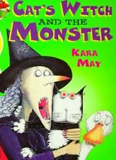 Cat's Witch and the Monster (Red Fox Read Alone),Kara May, Doffy Weir