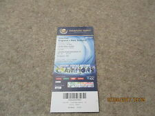 ICC Champions Trophy Cardiff 2017 6 June England v New Zealand Ticket