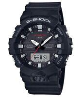 Casio G-Shock Black Analogue/Digital Athlete Watch GA800-1A GA-800-1A