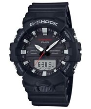 Casio G-Shock Black Analogue/Digital Athlete Watch GA800-1A GA-800-1A