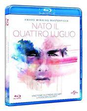 Blu Ray NATO IL QUATTRO LUGLIO - (1989) ***Contenuti Speciali*** ......NUOVO