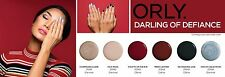 Orly Darling of Defiance Collection Holiday 2017 Gel FX Gel Polish Set of 6