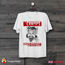 The Cramps Stay Sick Rock Cool Ideal Gift UNISEX  T Shirt B454