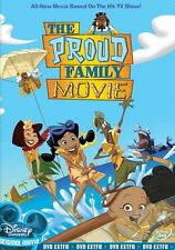 The Proud Family Movie (DVD, 2005), Disney, New & Sealed, Free Ship!