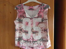 Floral Short Sleeve Personalised T-Shirts for Women