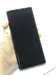 Samsung Galaxy Note 8 SM-N950U - 64GB - MIDNIGHT BLACK (Verizon)