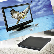 USB 3.0 DVD-ROM CD-RW Burner Writer External Hard Drive for Laptop PC Macbook