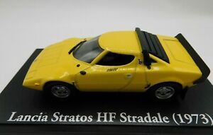 ATLAS EDITIONS CLASSIC SPORTS CARS LANCIA STRATOS 1:43 SCALE