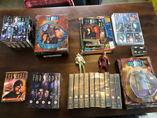 Henson's Farscape Bulk Job Lot Includes Action Figures, DVDs, Comic & Magazines.