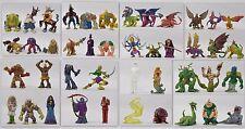 Monster In My Pocket - 2nd Gen 2006 - 43 Figures & Cards