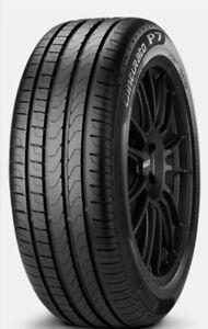 1 New Pirelli CINTURATO P7 215/55 R16 93 V
