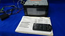 "Pioneer AVH-X1500DVD 2-DIN 6"" Touchscreen DVD Car Audio Receiver MIXTRAX remote"