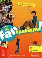 Fantastique volume 2, Hachette LaScuola editrice codice:9782011560100