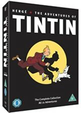 The Adventures Of Tintin All 21 Episodes Complete Collection Region 2 New 5xDVD
