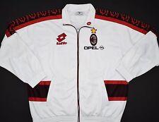1996-1997 AC MILAN LOTTO FOOTBALL JACKET (SIZE XL)
