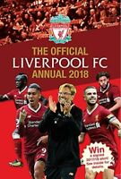 **NEW** - The Official Liverpool FC Annual 2019 9781912595129