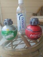 Star Wars Thermal Detonator Bottle Galaxy's Edge Coke Sprite Dasani Water Disney