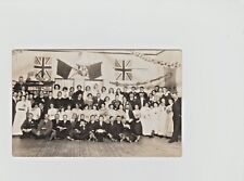 WORCESTERSHIRE.  HALLOW SCHOOL, PARTY NIGHT. c1900.