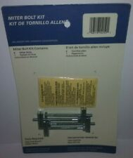 Vt Industries Countertops Miter-Bolt Kit 4 Miter Bolts & Glue New Factory Sealed