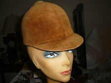 vtg As Us Used Needs Tcl Brown equastrian riding hat 6 7/8