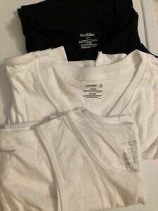 Lot Of Three Undershirts Jockey Pair Of Thieves Goodfellow XL Tank T Shirts