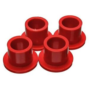 Energy Suspension For 02-05 Dodge Ram Rack And Pinion Bushing Set Red - 5.10103R