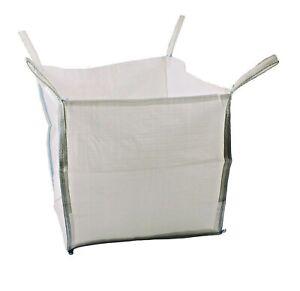 Tonne Bags FIBC Ton Bulk Jumbo Builder's Garden Bags Empty Rubble Sack Brand New