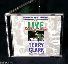 TERRY CLARK Live Worship with the Maranatha Singers 1990 CD RARE PRAISE MUSIC