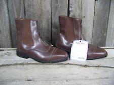 Paddock Boots - A. Sintetico (Size 6)
