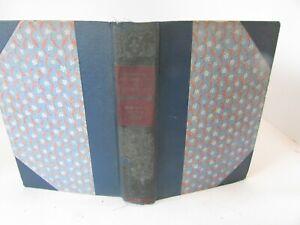 VTG 1937 ROBINSON CRUSOE BY DANIEL DEFOE 1ST ED HC IMMORTAL MASTERPIECES