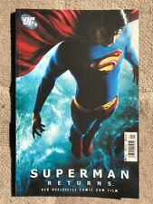 DC Deutschland Comic: Superman Returns, der offizielle Comic zum Film