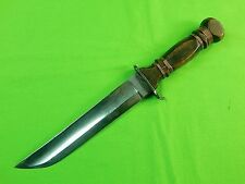US WW2 WWII Custom Hand Made Theater Fighting Knife Civil War Sword Blade