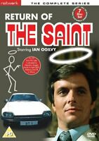 Return of the Saint: The Complete Series [DVD][Region 2]