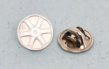 Audi Pin Felge silbern - Maße 12mm
