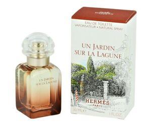 Hermès Un Jardin Sur La Lagune Eau de Toilette 30ml (UNISEX) NEU & OVP