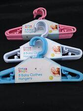 32 X PLASTICA BABY CHILDREN'S Kids Grucce per 0 - 24 mese piccolo panno Appendini