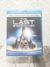 The Last Starfighter [Blu-ray] 25th Anniversary Edition, Like New