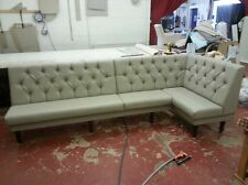 RETRO BANQUETTE BENCH SEATING FURNITURE CLUBS, PUBS, RESTAURANTS