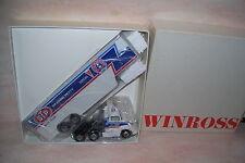 STP Race Team Richard Petty Enterprises Winross Diecast Drop Bed Trailer Truck