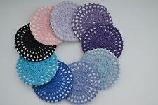 Katz Girls Ballet Dance Cotton Crochet Bun Nets Dancewear
