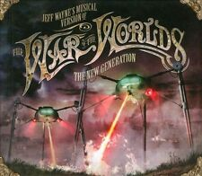 NEW - Jeff Wayne's Musical Version Of The War Of The Worlds, The New Generation