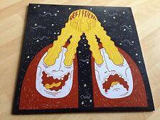 "BEST FRIENDS - Fake Spit 7"" vinyl single - Fat Cat Records - 2015 - NEW"