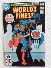 1982 DC World's Finest Comics #283 Vol #42 VF+