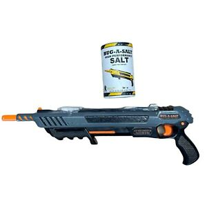 Authentic BUG-A-SALT Black Fly 3.0 GUN With High Performance Salt