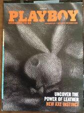 Playboy Magazine July/August 2009 Cover Olivia Munn!